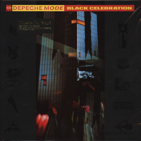 Depeche Mode - Black Celebration (LP 180g)