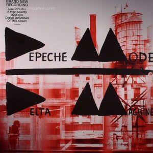Depeche Mode - Delta Machine (Deluxe Double Vinyl)