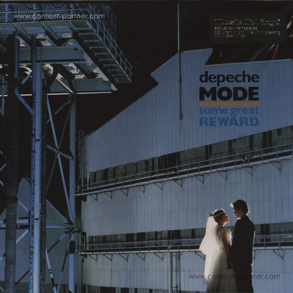 Depeche Mode - Some Great Reward (180g LP)