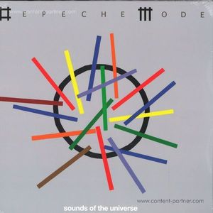Depeche Mode - Sounds of the Universe (180g 2LP/Gatefold)