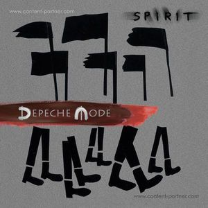 Depeche Mode - Spirit (2LP, Etched Side D)
