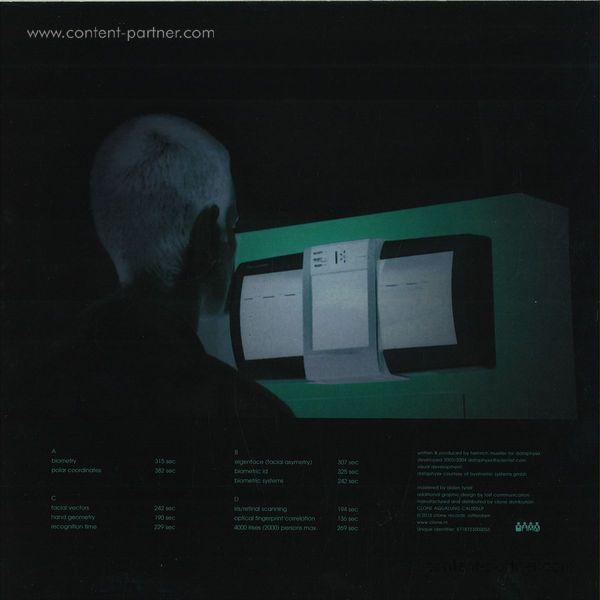 Der Zyklus - Biometry (2 LP) (Back)