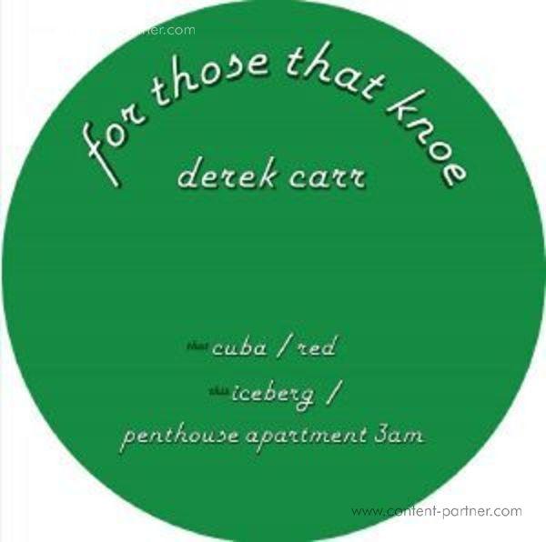 Derek Carr - Knoe 5/3 (Back)