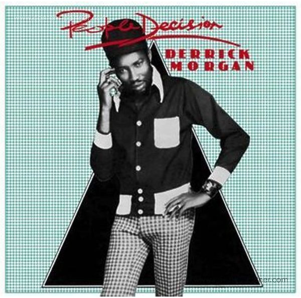 Derrick Morgan - People Decision (LP)