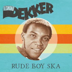 Desmond Dekker - Rude Boy Ska (180g Red Vinyl)