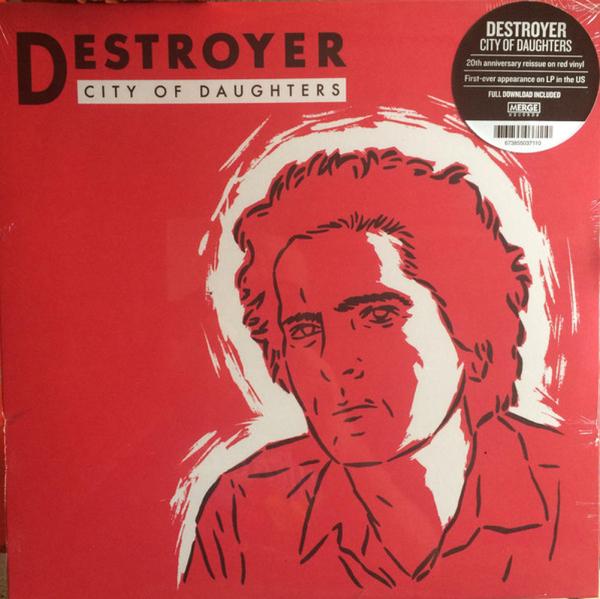 Destroyer - City Of Daughters (Opaque Red Vinyl)