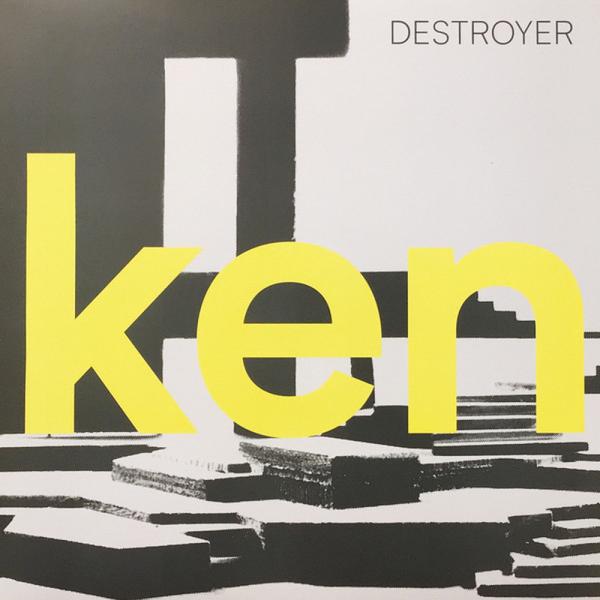 """Destroyer - ken (Deluxe LP, Yellow Vinyl + Bonus 7"""")"""