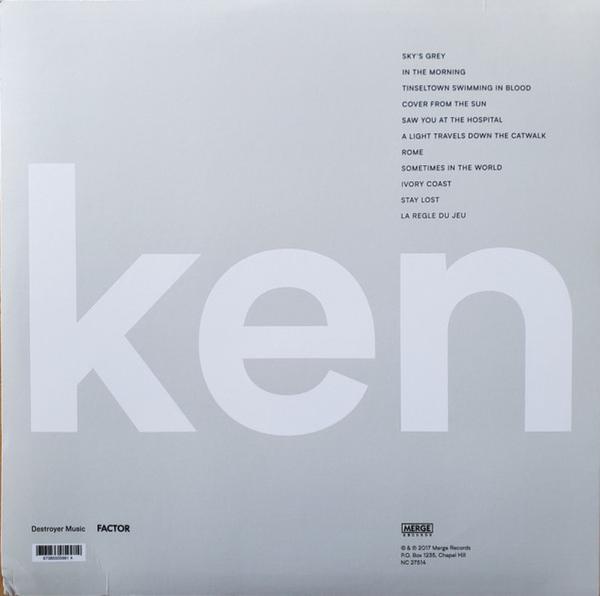 Destroyer - ken (LP) (Back)