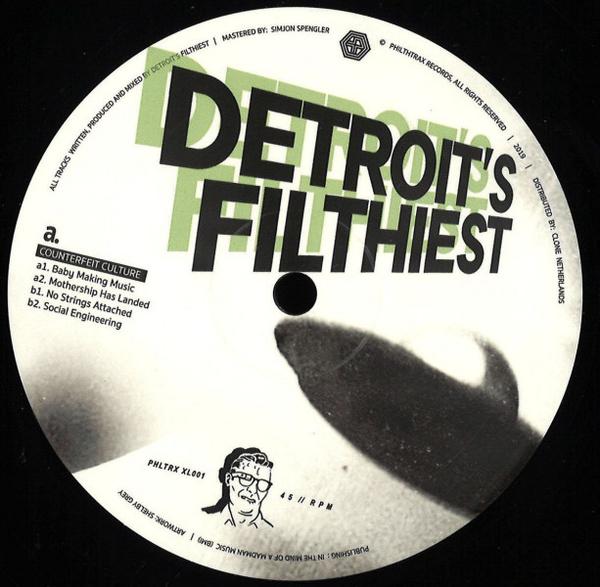 Detroit's Filthiest - Counterfeit Culture
