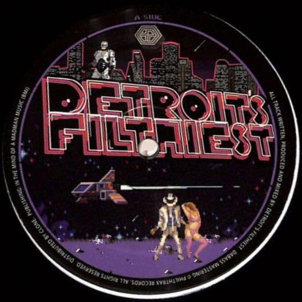 Detroit's Filthiest - Please Play Again
