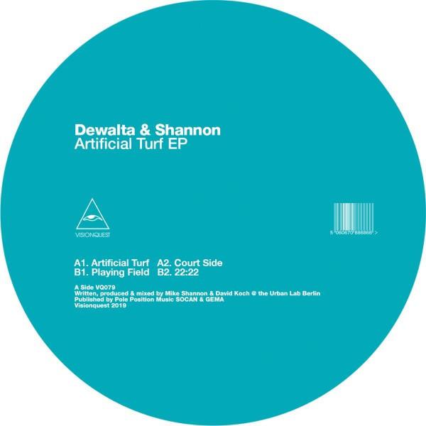 Dewalta & Shannon - Artificial Turf EP