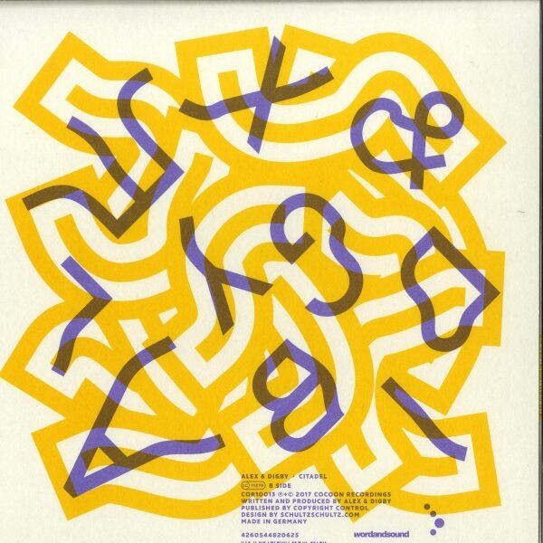 Dewalte / Alex & Digby - Bitter Earth Dub / Citadel (Back)