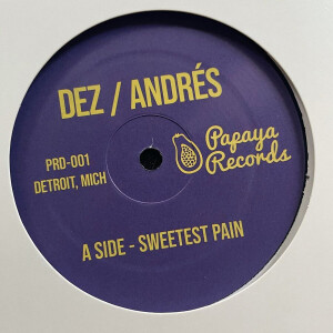 Dez / Andres - Sweetest Pain / Sweetest Moaning
