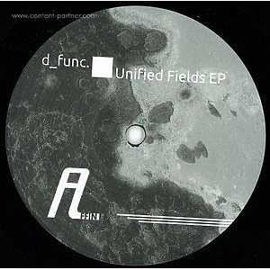 D_func. - Unified Fields EP (Edit Select Remix)