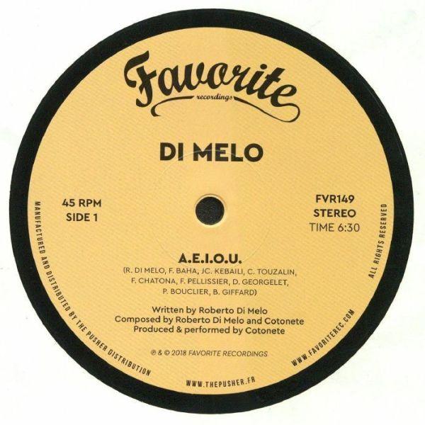 Di Melo - A.E.I.O.U.