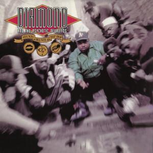Diamond D & The Psychotic Neurotics - Stunts, Blunts & Hip Hop (2LP Repress)