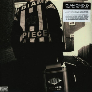 Diamond D - The Diam Piece (2LP Repress)