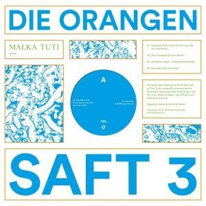 Die Orangen - Saft 3