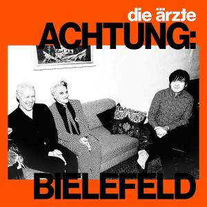 """Die Ärzte - Achtung: Bielefeld (Ltd. 7"""" Vinyl)"""