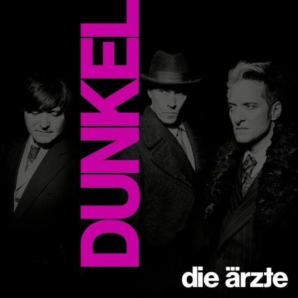 Die Ärzte - Dunkel (181g Doppelvinyl-Schuber) (Back)