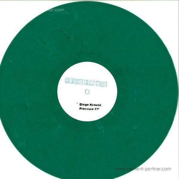 Diego Krause - Pressure Ep (Vinyl Only)