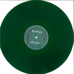 Diego Krause - State Of Flow LP (Part 1) [Limited Green Editiion]