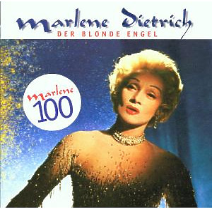 Dietrich,Marlene - Der Blonde Engel/Marlene 100 - 25 Lieder