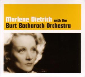 Dietrich,Marlene - With The Burt Bacharach Orchestra