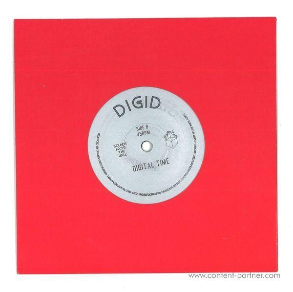 Digid - We Nah Go / Digital Time (Back)