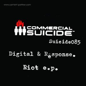 Digital & Response - Riot EP