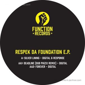 Digital - Respek Da Foundation Ep