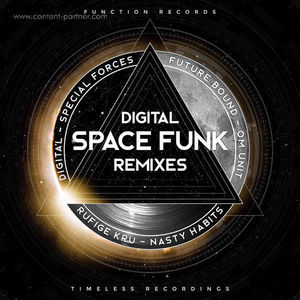 Digital - Spacefunk Remixes