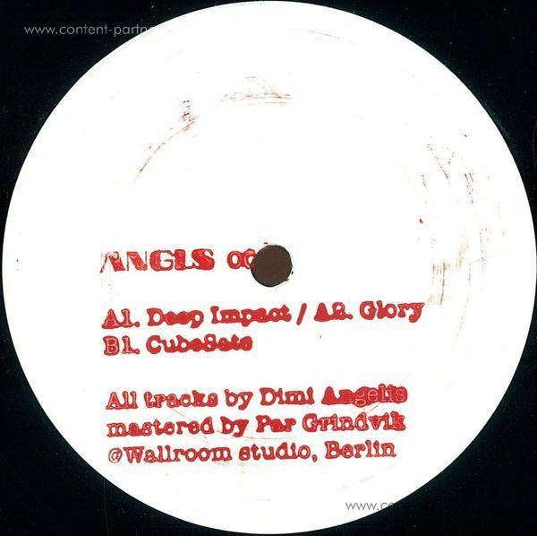 Dimi Angelis - ANGLS 001 (Vinyl Only)
