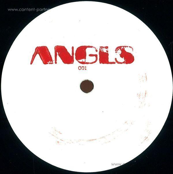 Dimi Angelis - ANGLS 001 (Vinyl Only) (Back)