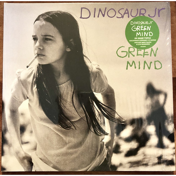 Dinosaur Jr. - Green Mind (Deluxe Expanded Gatefold Green 2LP)