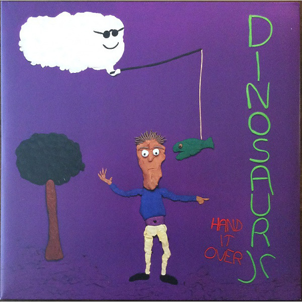 Dinosaur Jr. - Hand It Over (Deluxe Exp. Gatefold Purple 2LP)