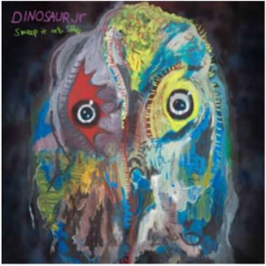 Dinosaur Jr. - Sweep It Into Space (LP)
