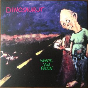 Dinosaur Jr. - Where You Been (Deluxe Gatefold Blue 2LP)