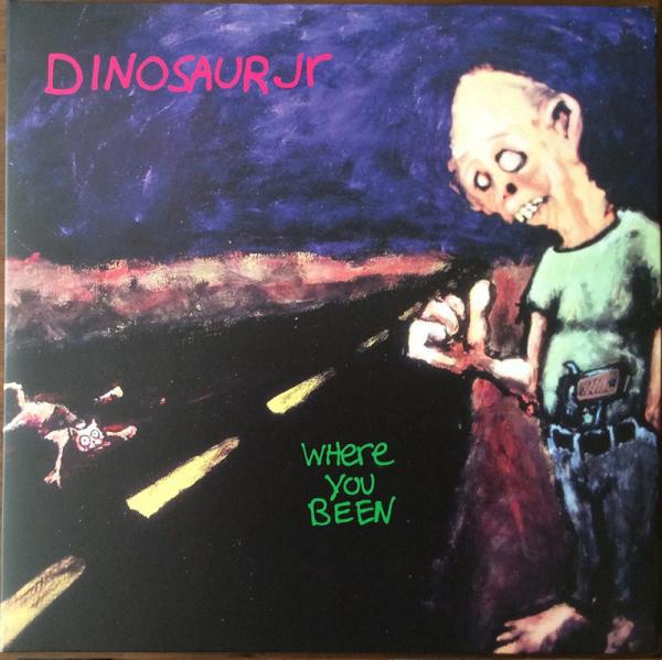 Dinosaur Jr. - Where You Been (Deluxe Gatefold Blue 2LP)