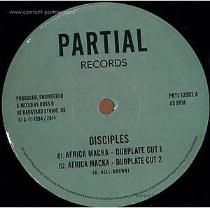 Disciples - Africa Mackam / Exodus