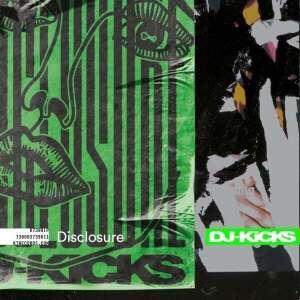 Disclosure - DJ-Kicks (Green Colored)