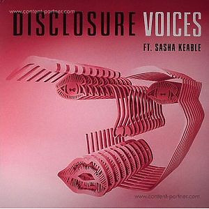 Disclosure - Voices feat. Sasha Keable