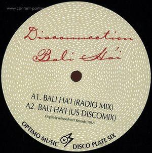 Disconnection - Bali Ha'i