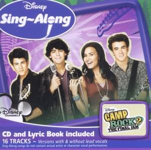 Disney's Sing Along - Disney's Sing-Along/Camp Rock 2