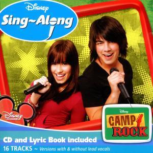 Disney's Sing Along - Disney's Sing-Along/Camp Rock