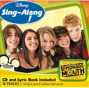 Disney's Sing Along - Disney's Sing-Along/Lemonade Mouth