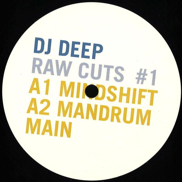 Dj Deep - Raw Cuts Vol.1