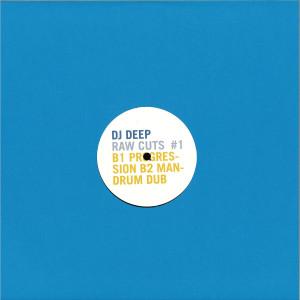 Dj Deep - Raw Cuts Vol.1 (Back)