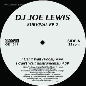 Dj Joe Lewis - Survival Ep 2