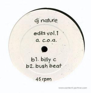 Dj Nature - Edits Vol. 1